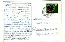 44301 - ASCHAFFENBURG - Cartas