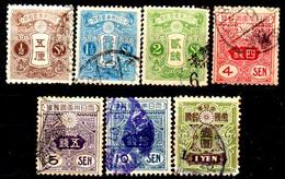 B1298 - GIAPPONE 1914 (o) Used - Qualità A Vostro Giudizio. - Gebraucht