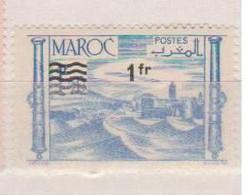 MAROC        N°  YVERT  327    NEUF SANS  CHARNIERES      ( SCH 02/36 ) - Ungebraucht