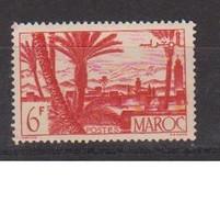 MAROC           N°  YVERT   258 NEUF SANS CHARNIERE      ( NSCH  2/06 ) - Ungebraucht