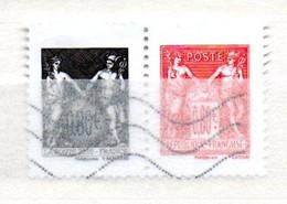 R2-1 France Oblitéré N° P5096/97 à 10 % De La Côte !!! - Used Stamps