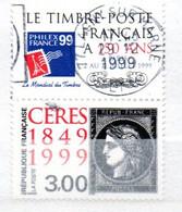 R2-1 France Oblitéré N° 3211 à 10 % De La Côte !!! - Oblitérés