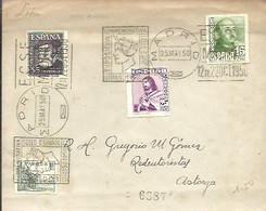 MATASELLOS 1959  CENTENARIO DEL SELLO - 1931-50 Briefe U. Dokumente