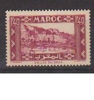 MAROC       N°  YVERT   185    NEUF AVEC CHARNIERES      ( CHAR   03/52 ) - Ungebraucht