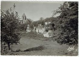 Beynes - Le Clocher Et Les Ruines Du Château (IXème Et Xème Siècles) - Beynes