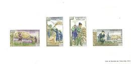 FEUILLET GOMME LAOS - Colecciones (sin álbumes)