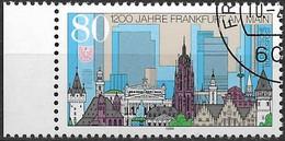 1994 Deutschland Germany Mi. 1721 FD-used   1200 Jahre Frankfurt A. M - Oblitérés