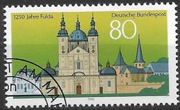 1994 Deutschland Germany Mi. 1722 FD-used  1250 Jahre Fulda - Oblitérés