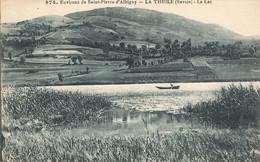 LA THUILE : LE LAC - Other Municipalities