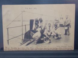 515 MILITARIA .  ASTICAGE DES PLATS . MARINE . 1904 - Autres