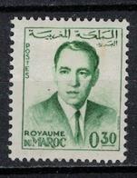 MAROC       N°  YVERT  441     NEUF AVEC CHARNIERE      ( Char 4/B ) - Maroc (1956-...)