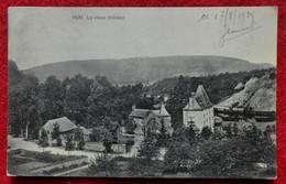 CPA 1924 Hun - Anhée, Le Vieux Château - Anhée