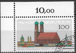 1994 Deutschland Germany Mi. 1731 FD-used   500 Jahre Frauenkirche, München. - Oblitérés