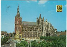 's-Hertogenbosch: CITROËN DS, OLDTIMER TRUCK - St. Jan - (Holland) - Turismo