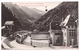 Chemin De Fer Aérien Du Pic Sagette - Station Inférieure Et Usine D'Artouste - édit. Labouche Frères  + Verso - Other Municipalities