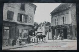 CPA Yvelines - Carrières-sous-Bois (78600) Rue Du Belloy – Gras Tabac – Non écrite. - Sin Clasificación