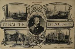 Willebroek - Willebroeck //  De Naeyer Et Ses Oeuvres 1905 - Willebroek