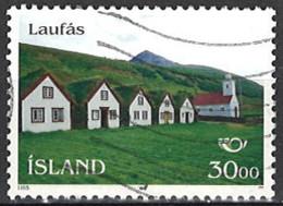 Iceland Island 1995. Mi.Nr. 824, Used O - Gebraucht
