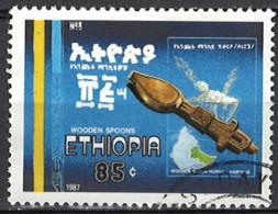 Ethiopia 1987. Mi.Nr. 1279, Used O - Äthiopien