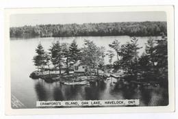 Kanada Crawford's Island, Oak Lake, Havelock, Ontario 1959 - Altri