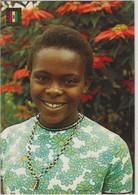 RWANDA SOURIRE D'UNE JEUNE FILLE - Rwanda