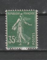 FRANCE / 1937 / Y&T N° 361 ** : Semeuse 35c X 1 - Neufs