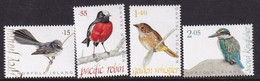Norfolk Island 2009 Birds Sc 985-88 Mint Never Hinged - Norfolkinsel
