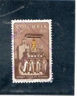COLOMBIE     19..  Y. T. N°  -  Oblitéré - Colombia