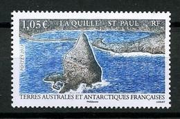 TAAF 2017  N° 850 ** Neuf MNH Superbe Paysage La Quille île Saint Paul Landscape - Neufs