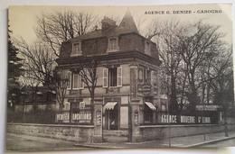 Carte Postale Agence G.Denize Cabourg Agence Moderne 1930 - Cabourg