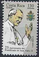 2003 COSTA RICA 741** Pape Jean-Paul II - Costa Rica