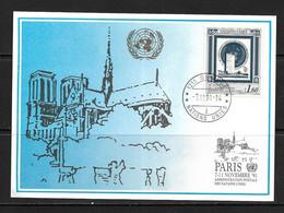 ONU-GENEVE 1991 ANNIVERSAIRE DE L'APNU YVERT N°215 - FDC