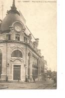 LORIENT Hotel Des Postes Et Rue Poissonniere - Lorient