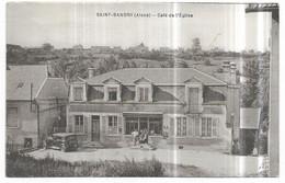 Saint-Bandry Café De L' Eglise - Altri Comuni