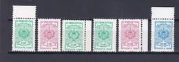 1998. Uzbekistan Definitive. Mi. 164-69 MNH ** - Uzbekistán