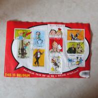 Belgique Bloc 201  Bd  Tintin Belle Oblitération Seneffe / Belgie Blok  Kuifje Gestempelt   Année 2012 - Bloques 1962-....
