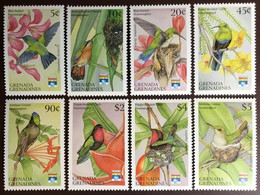 Grenada Grenadines 1992 Genova Hummingbirds Birds MNH - Unclassified