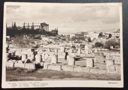 FD2 - Greece 1967 Postcard Sent To Beirut Lebanon - Briefe U. Dokumente