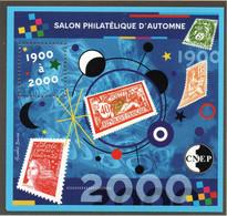 Bloc Feuillet CNEP Salon Philatélique D'automne à  Paris- - CNEP