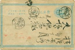 Potcard - Japanese Post - Postales