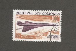 Comores 20 1969 PA N°29 - Used Stamps