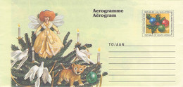 SOUTH AFRICA - AEROGRAMME CHRISTMAS  Unc //QD1 - Poste Aérienne