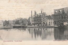 Willebroeck / Willebroek : Vue Du Canal  --- 1905 - Willebroek