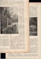 SUISSE - Article - Coupure De Presse - 1903 - Le Théâtre De Guillaume Tell à Altdorf - Sin Clasificación