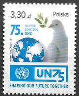 2020 Polen Polska Mi.  **MNH - Unused Stamps
