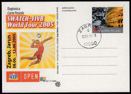 Croatia Zagreb 2005 /  SWATCH FIVB World Beach Volleyball Tour - Pallavolo