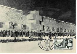 CM FRANCE 1962 MEMORIAL MONT VALERIEN - 1960-69