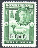 MCL - 1951 - YT 108 * - Somaliland (Protettorato ...-1959)