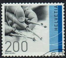 Schweiz 2010, MiNr 2176, Gestempelt - Gebraucht