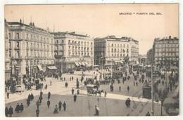MADRID - Puerta Del Sol - (Tramway) - Madrid